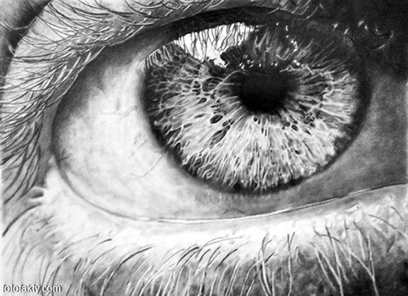 Джоно Драй и его фотореалистичные рисунки карандашом Фото 6
