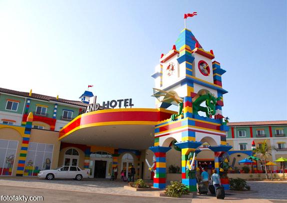 Первый в мире Lego отель Фото 23