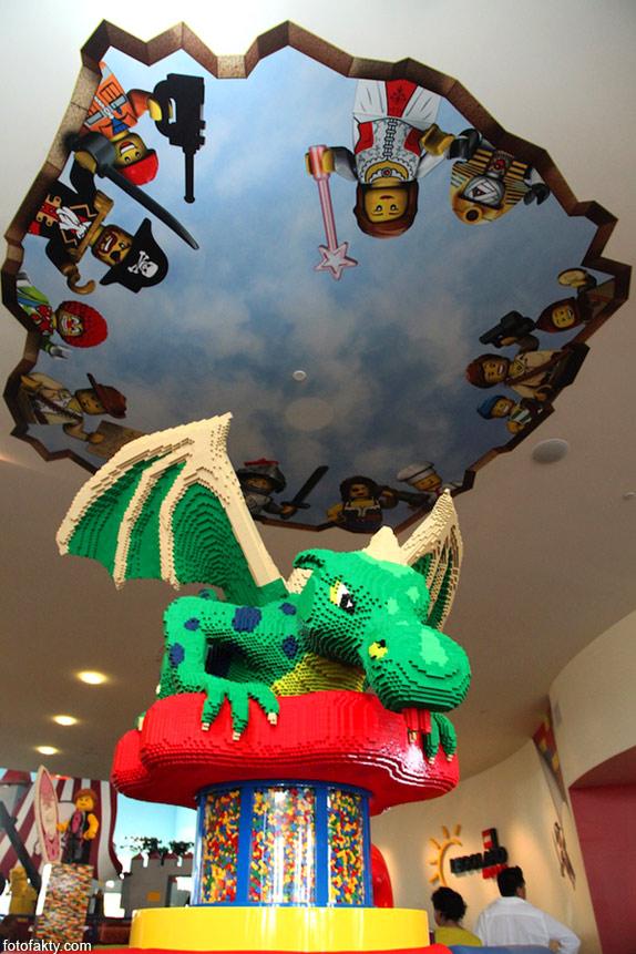 Первый в мире Lego отель Фото 4