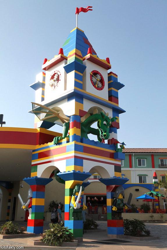 Первый в мире Lego отель Фото 1