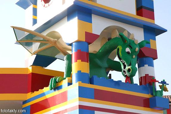 Первый в мире Lego отель Фото 2