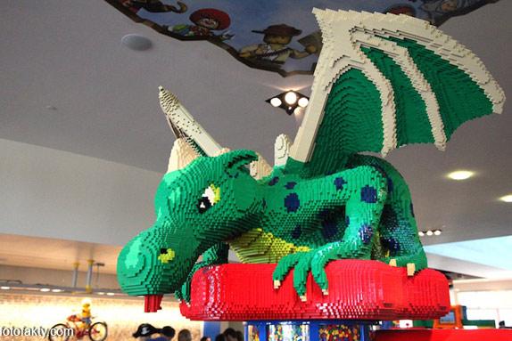Первый в мире Lego отель Фото 5