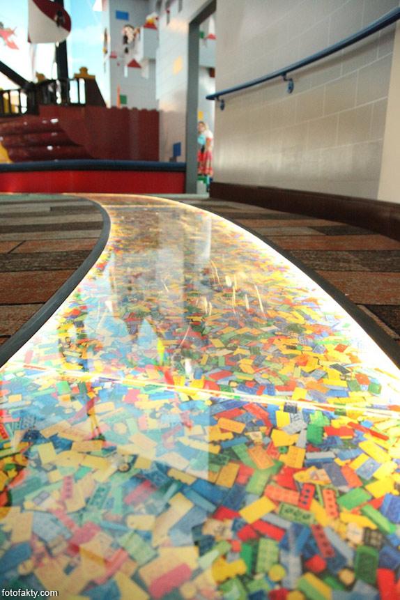 Первый в мире Lego отель Фото 8