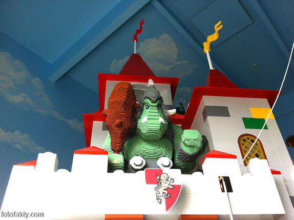 Первый в мире Lego отель Фото 10