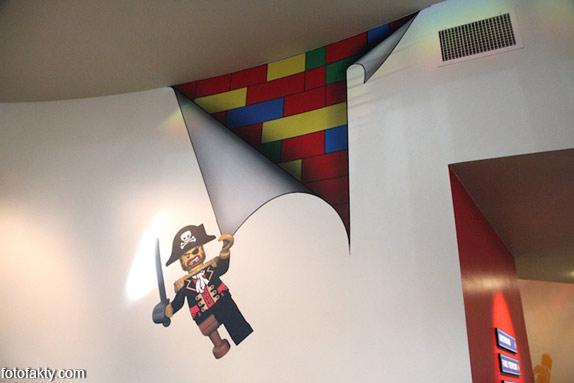 Первый в мире Lego отель Фото 11