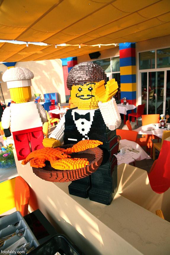 Первый в мире Lego отель Фото 15