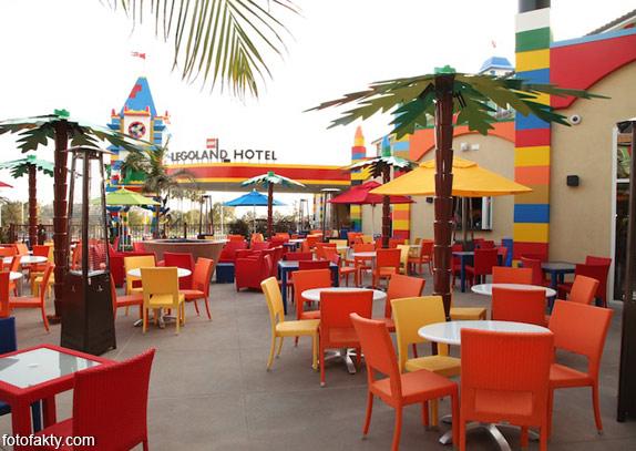 Первый в мире Lego отель Фото 16