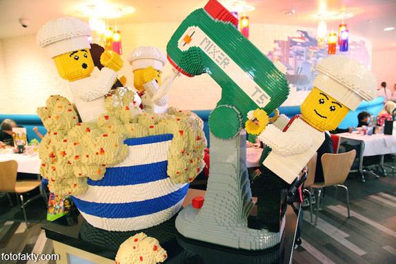 Первый в мире Lego отель Фото 17