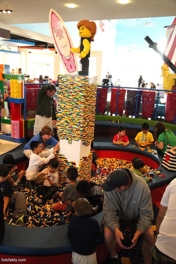Первый в мире Lego отель Фото 13