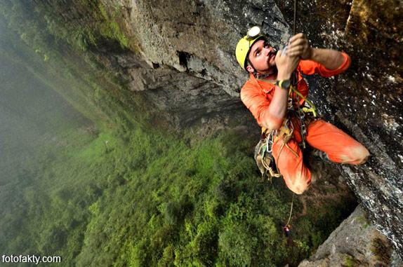 Огромная пещерная система в китайской провинции Чунцин Фото 2