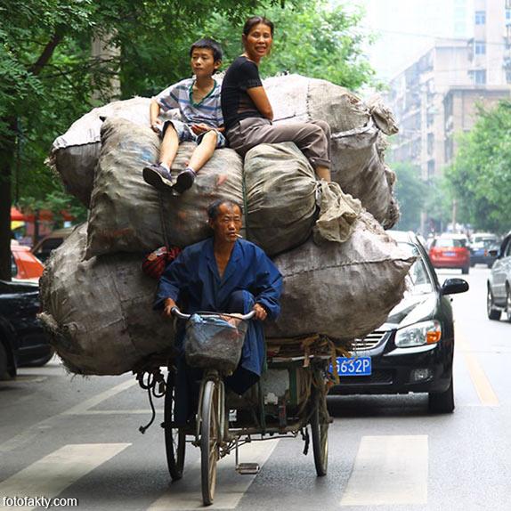 Перевозка по-китайски Фото 1