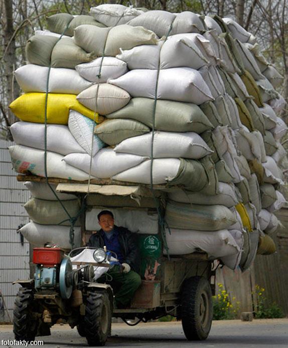 Перевозка по-китайски Фото 5