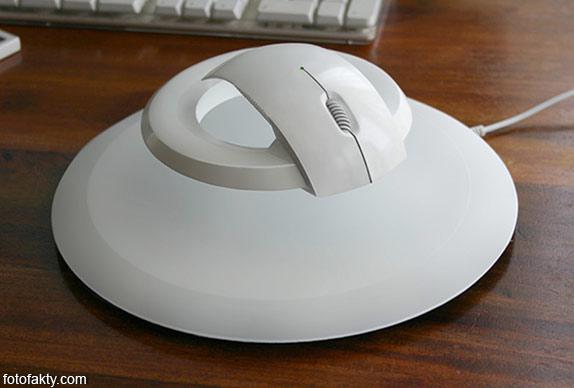 Bat - левитирующая компьютерная мышь Фото 3