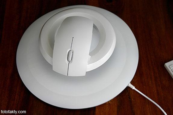 Bat - левитирующая компьютерная мышь Фото 1