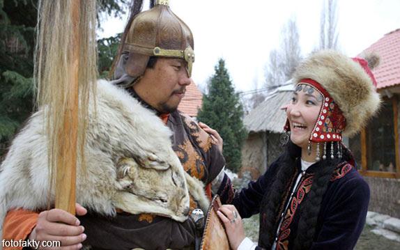 Средняя Азия празднует Нoвруз - Персидский новый год Фото 2
