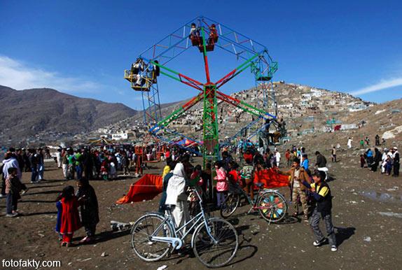 Средняя Азия празднует Нoвруз - Персидский новый год Фото 3