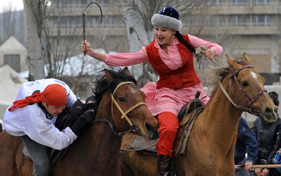 Средняя Азия празднует Нoвруз - Персидский новый год Фото 4