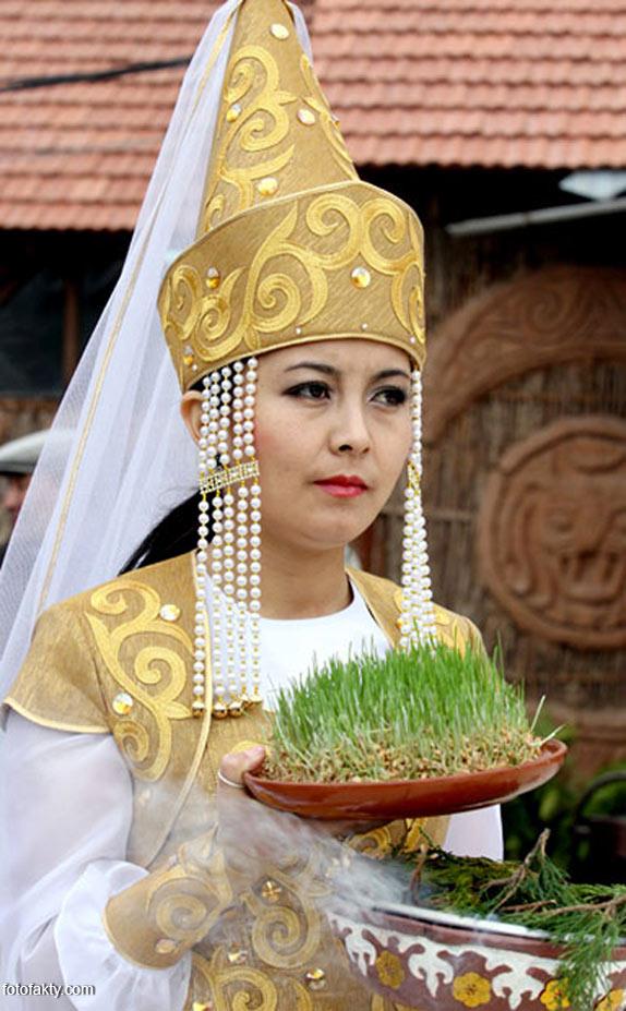 Средняя Азия празднует Нoвруз - Персидский новый год Фото 5