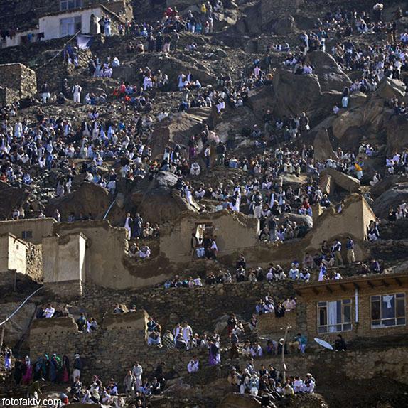 Средняя Азия празднует Нoвруз - Персидский новый год Фото 9