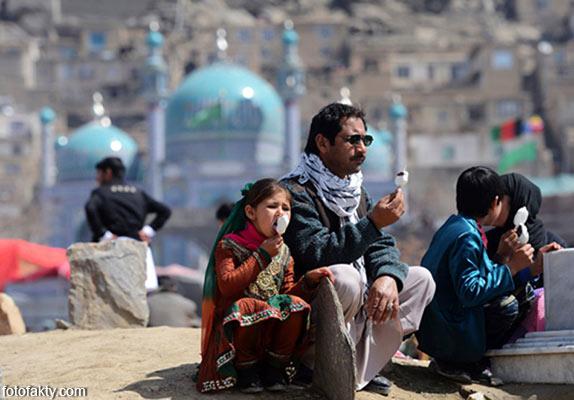 Средняя Азия празднует Нoвруз - Персидский новый год Фото 17