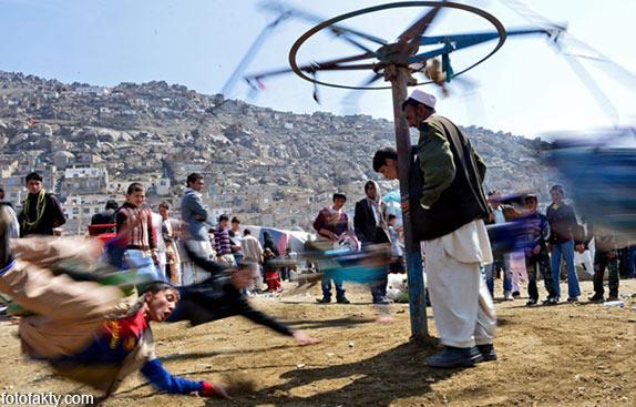 Средняя Азия празднует Нoвруз - Персидский новый год Фото 21