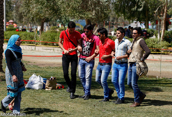 Средняя Азия празднует Нoвруз - Персидский новый год Фото 22