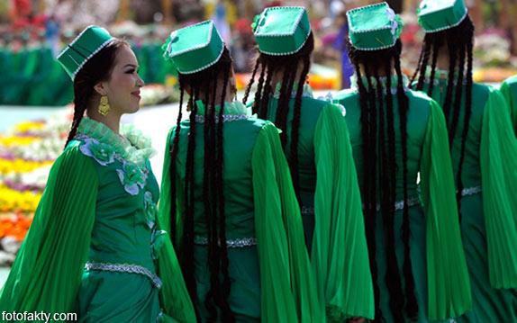 Средняя Азия празднует Нoвруз - Персидский новый год Фото 24