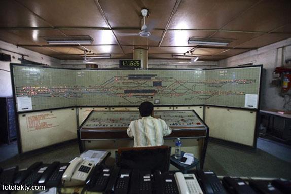 Железная дорога в Индии Фото 19