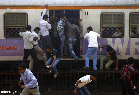 Железная дорога в Индии Фото 4