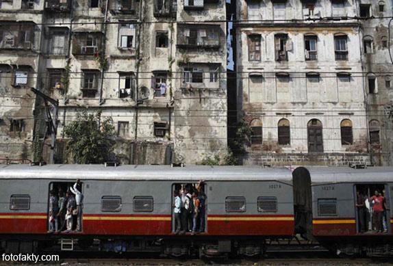 Железная дорога в Индии Фото 5