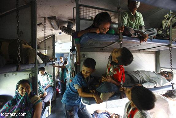 Железная дорога в Индии Фото 10