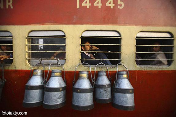 Железная дорога в Индии Фото 20