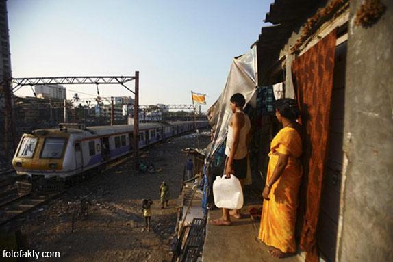 Железная дорога в Индии Фото 17