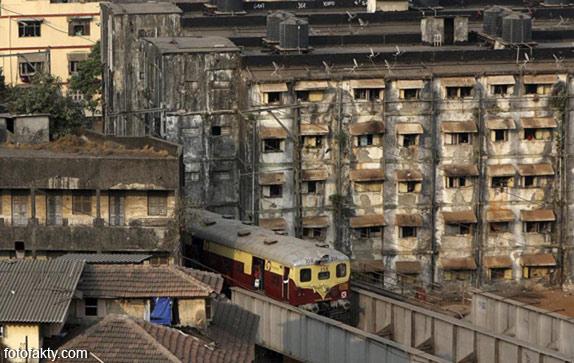 Железная дорога в Индии Фото 8