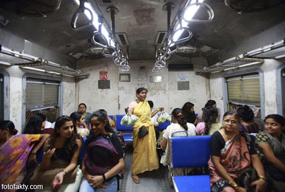 Железная дорога в Индии Фото 22