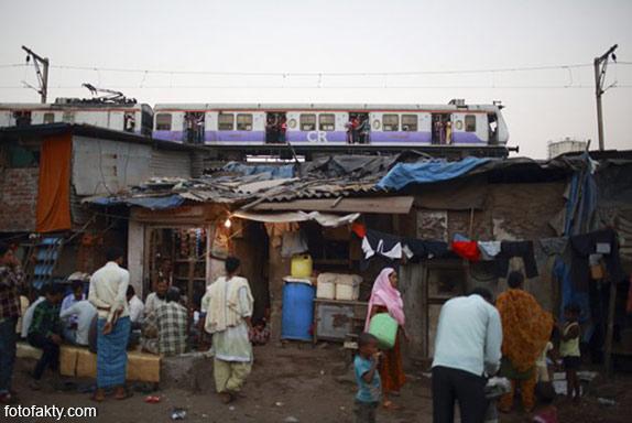 Железная дорога в Индии Фото 9