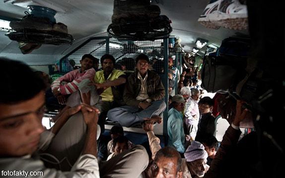 Железная дорога в Индии Фото 6