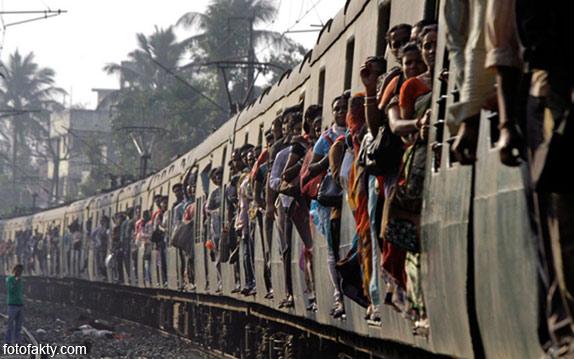 Железная дорога в Индии Фото 12