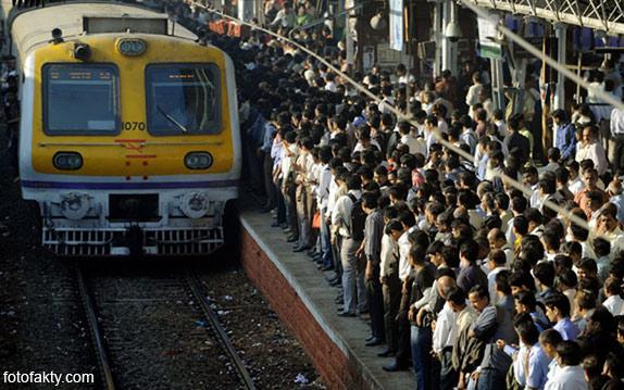 Железная дорога в Индии Фото 13