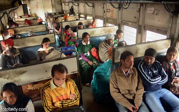 Железная дорога в Индии Фото 3