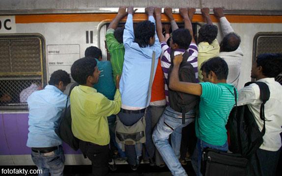 Железная дорога в Индии Фото 2