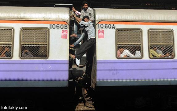 Железная дорога в Индии Фото 18