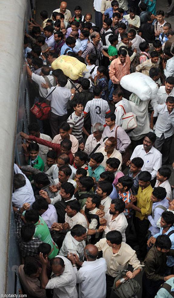 Железная дорога в Индии Фото 16