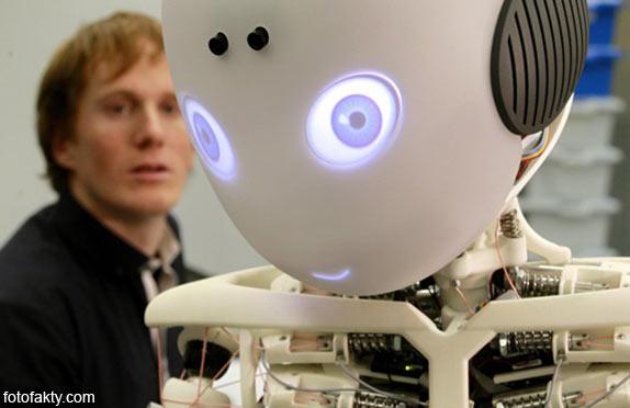 Робот-мальчик Roboy Фото 7