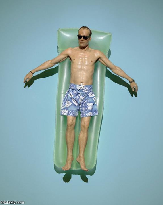 Гиперреалистичные скульптуры Рона Мьюека Фото 12