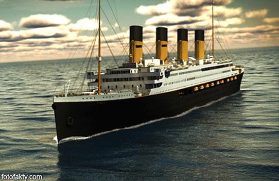 Возвращение легенды - Титаник II Фото 1