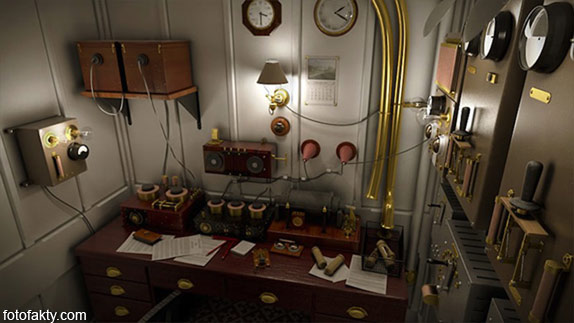 Возвращение легенды - Титаник II Фото 4