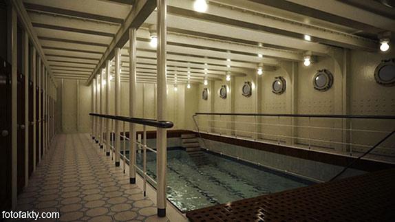 Возвращение легенды - Титаник II Фото 14
